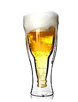 1PC Creative Restaurant Grogshop  The Stalls  Intensification Glass Beer Glass