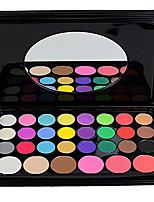 30 Eyeshadow Palette Matte Eyeshadow palette Cream Normal Daily Makeup