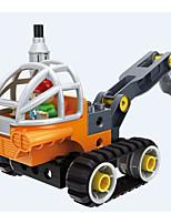 Игрушки для изучения и экспериментов Для получения подарка Конструкторы Машина Пластик Выше 3 Радужный Игрушки