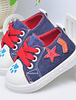 Jungen-Sneaker-Lässig-BaumwolleOthers-Blau