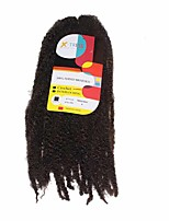 Marley Braids  Brown #4 Synthetic Hair Crochet Braids 18inch Kanekalon 80g