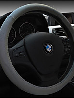 Steering Wheel Cover Y239 Leather Steering Wheel Sets Of Breathable Sweat