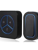 # Пластик Невизуальные дверной звонок Беспроводной Doorbell системы