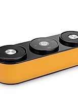 Открытый портативный спорт Bluetooth динамик бас пушка творческий подарок