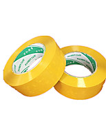 Transparent Tape (Note Package 2 Size 100m * 4.8cm *)