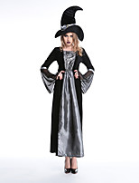 Women Witch Cosplay Alice in Wonderland Costume Adult  Flying Witch Costumes for Halloween Costumes Fantasia Cosplay