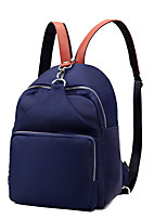 Men PU Casual / Outdoor / Office & Career / Shopping Backpack Blue / Brown / Red / Black