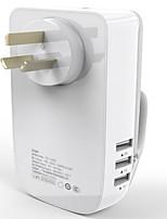 2A Multi-Function Fast Charging Plug Socket (USB Plug Row Kangaroo)