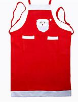 Christmas Ornaments Christmas Santa Claus Apronr 85*56cm