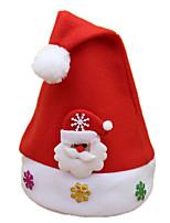 dois embalados para venda luzes de natal chapéu de Natal das crianças produtos