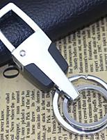 Porte-clés porte-clés en métal de voiture porte-clés