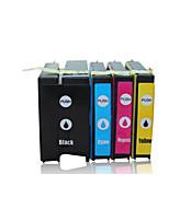 compatível com HP Officejet Pro 8100/8600 / 251dw / 276dw impressora a cores cartuchos hp950bk / y / m / cone um
