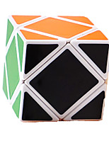 LanLan® Cube velocidade lisa Skewb profissional Nível Cubos Mágicos Branco Etiqueta lisa / Anti-pop Plástico