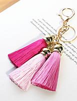 3 корейский автомобиль ключ шелк кисточкой женский вс-спички цвет Сето кролика плюшевые сумки кулон ювелирные изделия