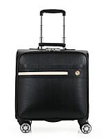 Men PU Casual Luggage