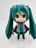 Vocaloid Hatsune Miku PVC 9CM Anime Action Figures Model Toys Doll Toy