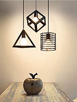 40w Luzes Pingente ,  Contemprâneo / Vintage / Rústico Pintura Característica for Designers MetalSala de Estar / Quarto / Sala de Jantar