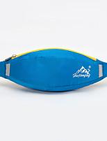 Unisex Nylon Sports / Casual / Outdoor Waist Bag