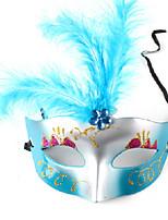 (Цвет случайный) 1шт Hallowmas маска для партии костюма