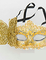1PC The Princess Mask For Halloween Costume Party Random Color