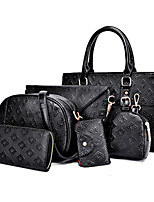 Women PU Formal / Sports / Casual / Office & Career Bag Sets