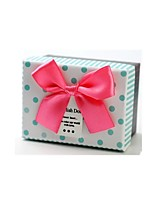 Note Three Packaged For Sale Size 9.5*7.0*6.0Cm Light Blue Wedding Joyful Jewelry Ornaments Paper Gift Boxes