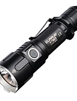 Lights LED Flashlights/Torch LED 1100 Lumens 5 Mode Cree 18650 Dimmable / Compact Size Camping/Hiking/Caving / Outdoor Aluminum alloy