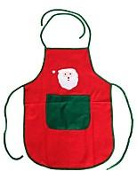 нетканое Санта-Клауса фартук свободный размер для дня рождения / день Рождества
