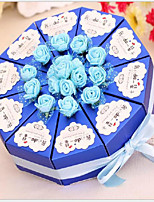 10 Piece/Set Favor Holder-Creative Pearl Paper Favor Boxes Non-personalised