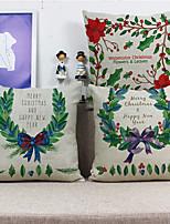 1 Stück Polyester Kissenbezug,Urlaub Akzent dekorativen
