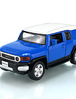 Action Figure / Play Vehicles Model & Building Toy Car Metal Black / Blue / Yellow For Boys Above 3