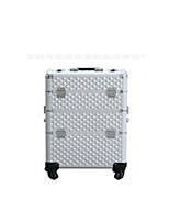 Унисекс Пластик / Специальный материал Для профессионального использования Чемодан на колёсиках