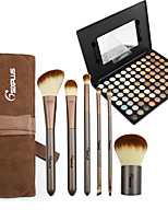 88 Lidschattenpalette Matt / Schimmer Lidschatten-Palette Cream Set Alltag Make-up