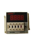 Sub-Prefabricated Control Counter