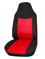 AUTOYOUTH Sandwich Fabric Car Seat Cover 1pcs Universal Fit with Compatible with Most Vehicles Seat Cover