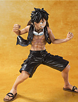 One Piece Monkey D. Luffy PVC 8cm Figures Anime Action Jouets modèle Doll Toy