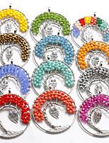Ожерелье Multi-камень Ожерелья с подвесками Бижутерия Halloween / Свадьба / Для вечеринок / ПовседневныеМода / Богемия Стиль / Стиль /