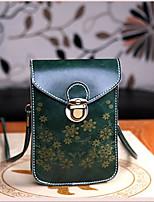 Women PU Casual / Outdoor Mobile Phone Bag