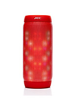 Aec Dazzle Colour Outdoor Portable Mini Wireless Bluetooth Speaker Led Line Subwoofer Bluetooth Speakers