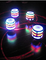 Light Up Toy Game Toy Cylindrical Plastic Rainbow For Boys All