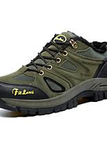 Unisex Sneakers Spring / Fall Comfort Fabric Casual Flat Heel  Brown / Green / Gray Sneaker