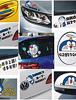 Car Body Stickers Side Door Stickers Cartoon Cute Funny
