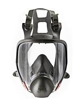 6800 masque de masque à gaz d'une manière tout-rond