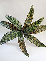 1 Branch 1 Une succursale Soie Plantes Fleur de Table Fleurs artificielles Total Length:17.7