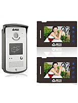 Fuanbao  FAB-T06FG Video Door Phone Security Alarm