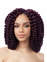 Havanna / Senegal / Box Zöpfe / Gehäkelt Twist Braids Haarverlängerungen 12-22 Kanekalon 12 Strand 80g Gramm Haar Borten
