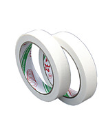 (Note White Packaging 10 Size 1828.8cm * 2cm *) White Masking Tape
