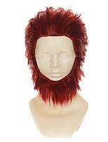 sort / coureur zéro style spécial rouge Perruques perruques synthétiques perruques de costume