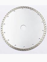 scie à diamant spécifications de lame 125 * 22.23 * 7mm