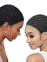 Cornrows Wig Cap For Making Wigs Easier Sew Ins Cheap Adjustable Wig Cap Wig Caps For Making Wigs Hair Net Wig Accessories 1pcs